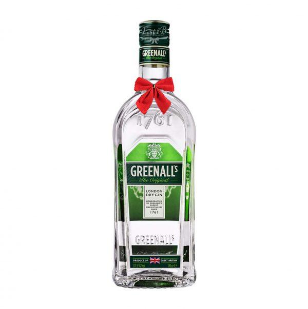 Send Greenall's London Dry Gin 700ml to Israel