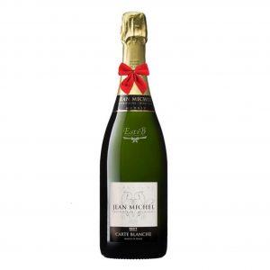 Jean Michel Champagne Carte Blanche Brut 750ml