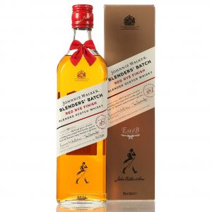 Johnnie Walker Blender's Batch Red Rye Finish 700ml