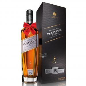 Johnnie Walker Platinum Label 18 year old 700ml