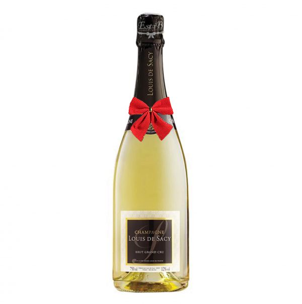 Send Louis de Sacy Brut Grand Cru 750ml to Israel