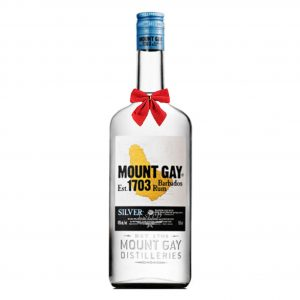 Mount Gay Eclipse Silver White Rum 700ml
