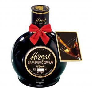 Mozart Black Chocolate Liqueur 500ml