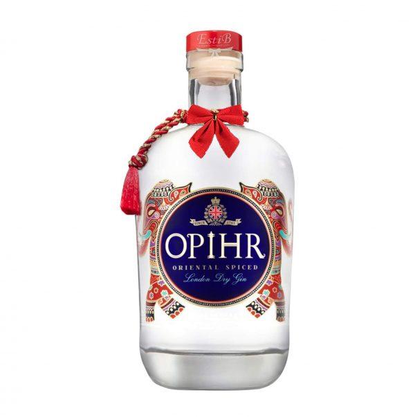Send Opihr Oriental Spiced London Dry Gin 700ml to Israel