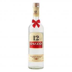 Ouzo 12 Liqueur 700ml