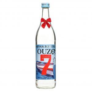 Ouzo 7 Liqueur 700ml