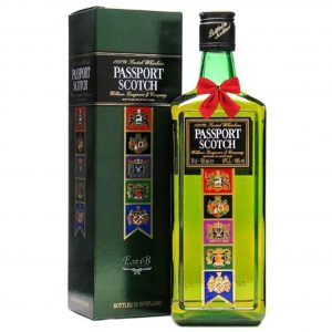 Passport Scotch 700ml