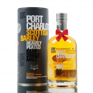Port Charlotte Scottish Barley – Heavily Peated 700ml