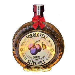 Sokolovski Slivovitz 700ml