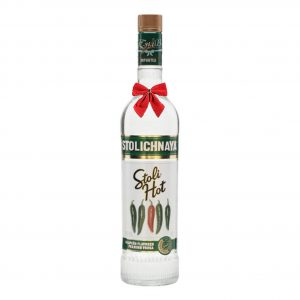 Stolichnaya Hot Vodka Jalapeño 700ml
