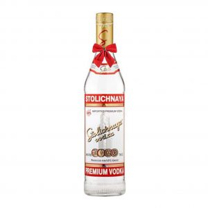 Stolichnaya Premium Red Vodka 700ml