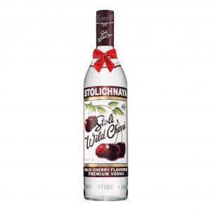 Stolichnaya – Stoli Wild Cherry Vodka 700ml
