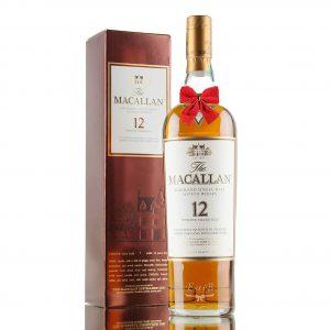 The Macallan 12 Year Old Sherry Oak 700ml