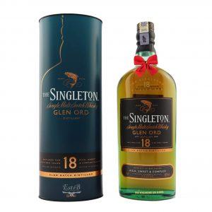 The Singleton of Glen Ord 18 Year Old700ml