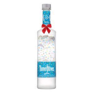 Three Olives Cake Vodka 700ml