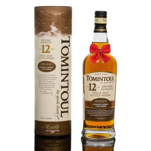 Tomintoul 12 Year Old Oloroso Sherry 700ml